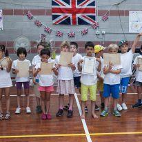Junior Summer Camp - Certificates